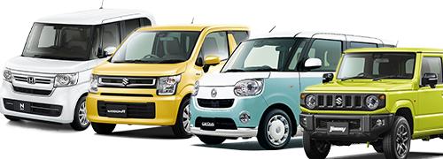 10,000円台で乗れる車