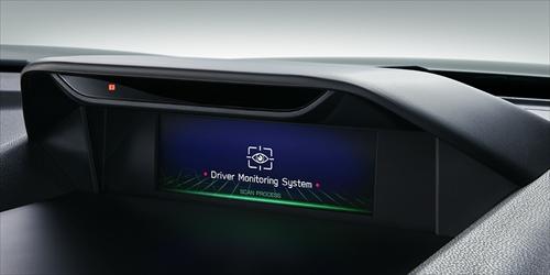 「Advance」にのみ装備される最新機能「ドライバーモニタリングシステム」