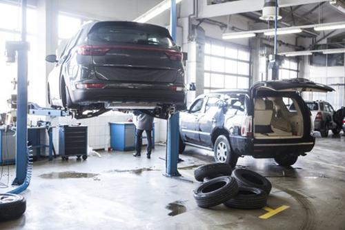 手間:車の取得、維持、管理がラクなメリット