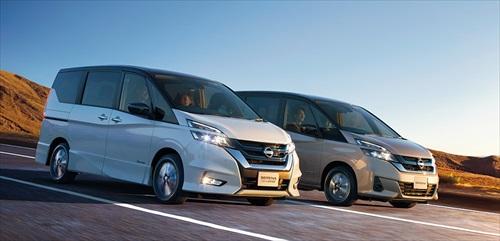 軽自動車、ミニバン、SUV、セダンとボディタイプごとの売れ筋車種に「プロパイロット」の展開を進める日産
