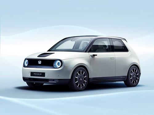 「Honda e(ホンダ イー)」ホンダの電気自動車は街乗り用