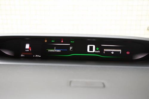 充実の先進安全装備、ACCは全車速対応に!