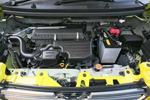 2WDと4WDで少ない燃費の差