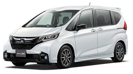 スポーティさが持ち味のコンプリートカー「Modulo X Honda SENSING」「HYBRID Modulo X Honda SENSING」