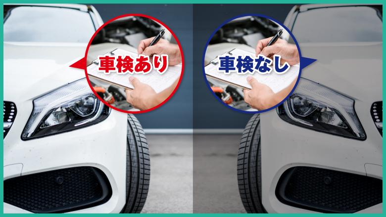 車検なしの中古車購入は要注意!意外と知らない法定点検との違いとは?