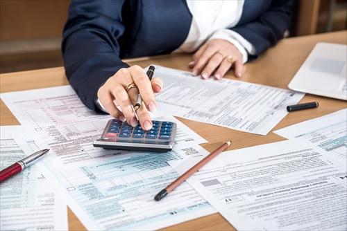 個人にもあるメリット2.月々の料金に税金や保険料などが含まれる