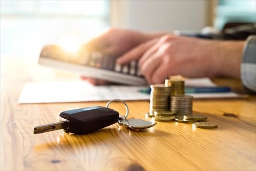 意外とかかる車の維持費