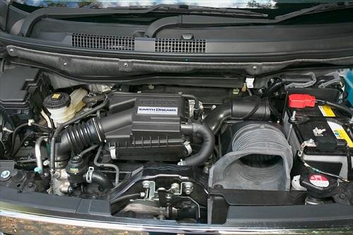 自然吸気とターボともに全グレードで4WDも選択可能