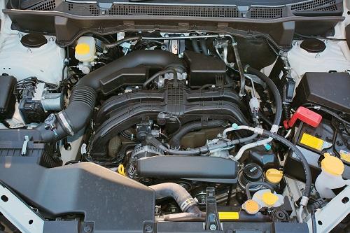 エンジン音も結構車内に入ってきます