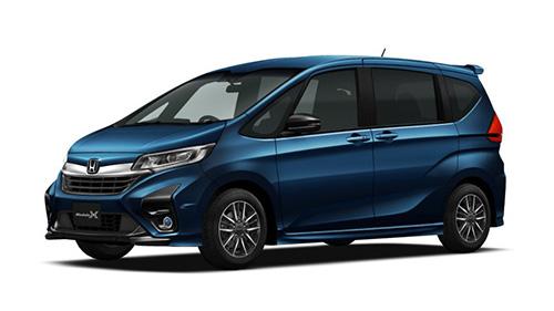 スポーティーさが持ち味のコンプリートカー「Modulo X Honda SENSING」/「HYBRID Modulo X Honda SENSING」