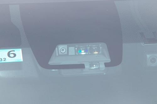 先進安全運転支援システムはやや見劣り