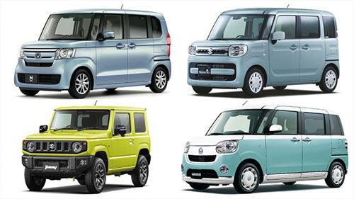 1万円台で乗れる車