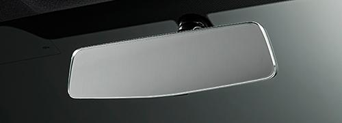 フレームレス自動防眩インナーミラー