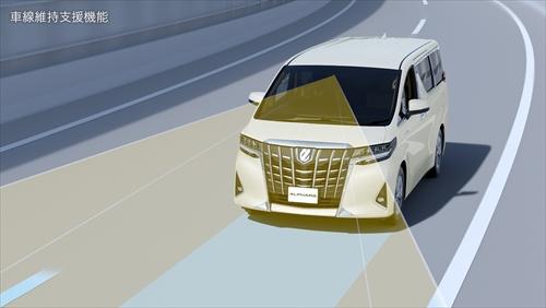 先進技術安全「Toyota Safety Sense」