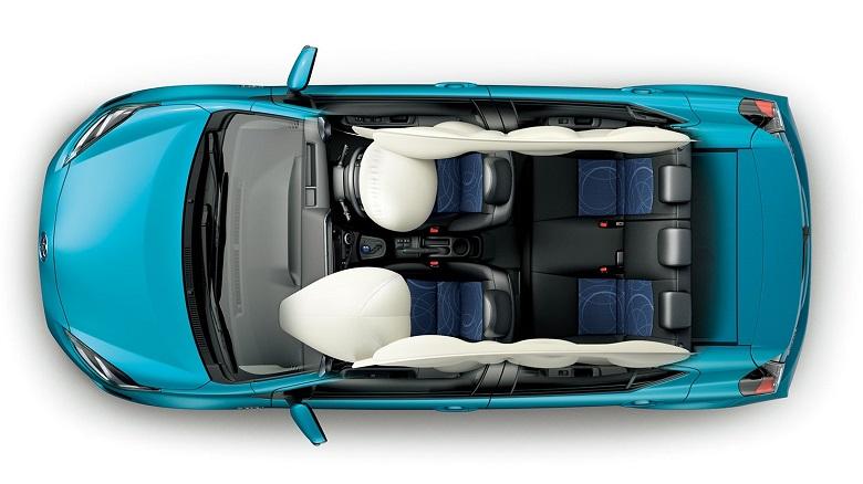 トヨタ「アクア」の充実した安全性能を徹底解説!