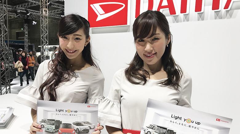 【大阪モーターショー2017】イチオシおったで!ショーを彩るコンパニオン