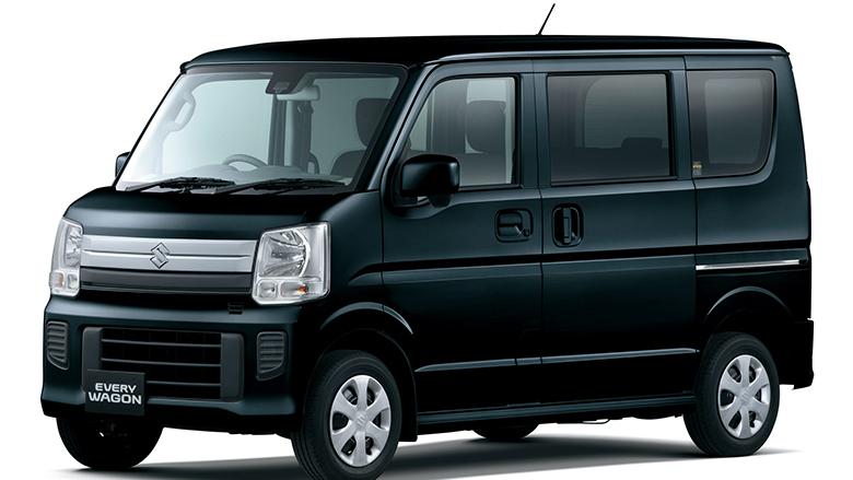 エブリイワゴンの実燃費はどのくらい?商用バンベースの乗り心地や走行性能は?