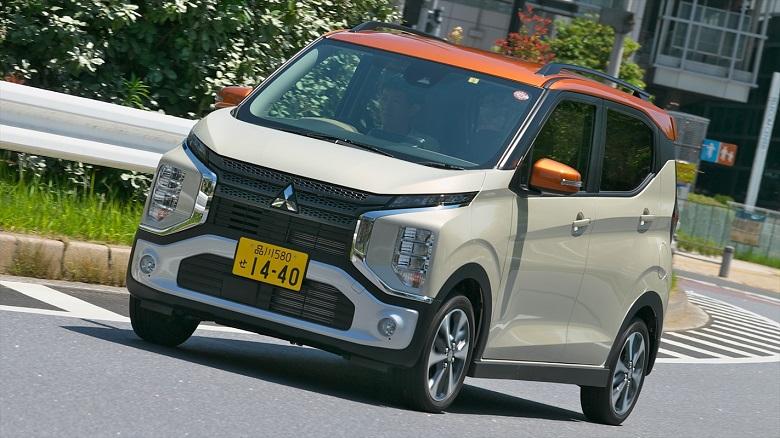 「三菱eKクロス」プレミアムといってもいい軽SUV