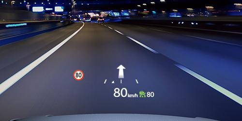 交通標識認識システム