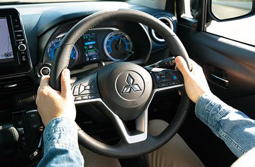 高速道路同一車線運転支援技術「MI-PILOT(マイパイロット)」の採用