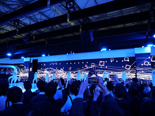 【トヨタ】新型ヤリスやグランエース、ミライなどの新型車以上に目立ったのは「未来のモビリティ体験」