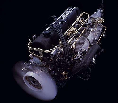 当時のターボは燃費とレスポンスに難があった1