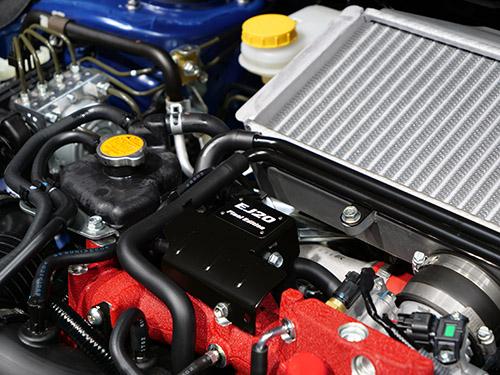ターボはパワーアップにも低燃費にも使える!