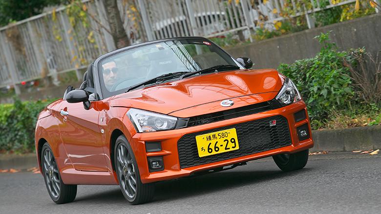 【試乗記】「コペンGR SPORT」意外なほど上質な走りを獲得した軽オープンスポーツカー(岡崎五朗レポート)