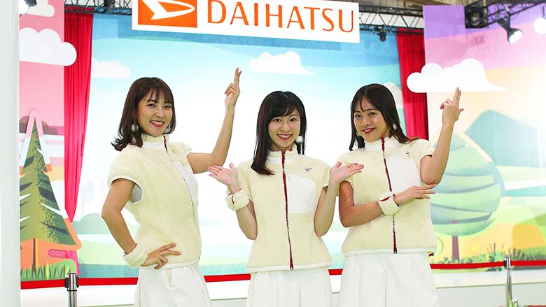 【ありがとう大阪モーターショー2019】イチオシ見つけた!ショーを彩るコンパニオン