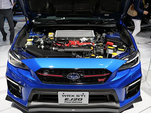 国産車でも増えつつあるダウンサイジングターボ3