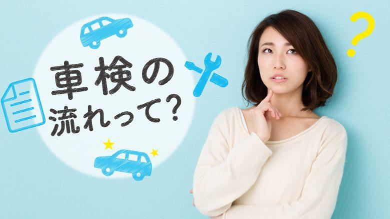 車検の流れってどうなっているの?見積もりの取り方や依頼手順を徹底紹介