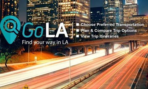 ロサンゼルス市「GoLA」