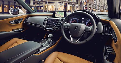 新型車には技術の進歩や気配りのすごさを感じさせる装備が増えている