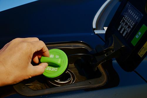 軽油はディーゼル用であって軽自動車用ではありません