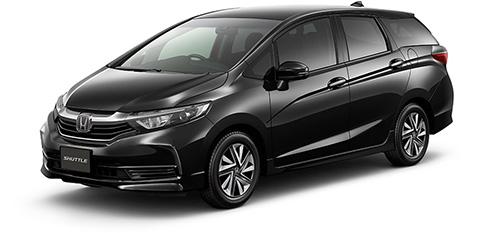 ガソリンエンジンを搭載する最もお手軽な価格のグレード「G・Honda SENSING」