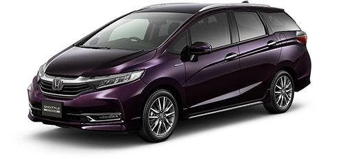 内外装の質感が向上する最上級モデル「HYBRID Z Honda SENSING」