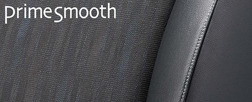 プライムスムースを使用したコンビシートが標準装備になる「HYBRID X Honda SENSING」2