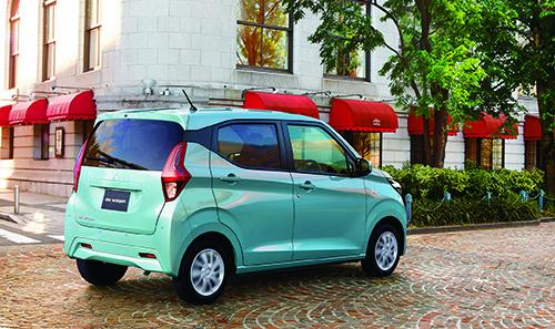 三菱eKワゴンの人気カラーベスト3を発表!