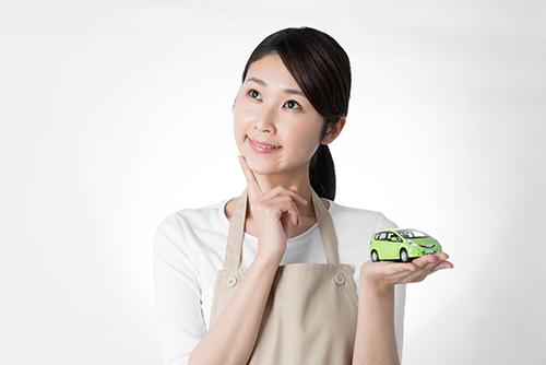 2.用途に合わせて車を選ぶ