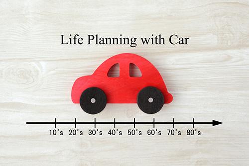 まずは車検や増税にあわせて車の買い替えを考える