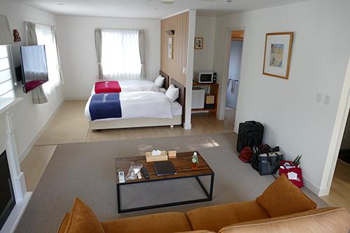 ペットと泊まれるホテルは初体験!4
