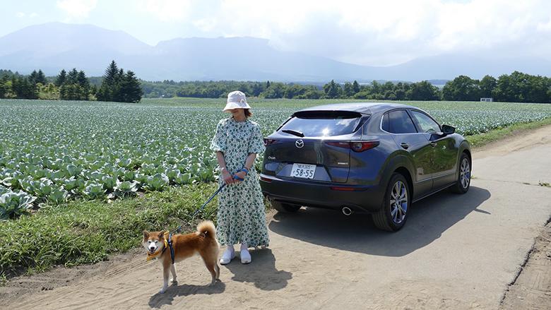 愛犬と1泊2日の非日常・軽井沢高原ドライブへ! マツダCX-30で行く「価値体験型取材会」レポート(後編)