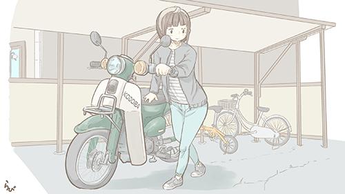 すべてのロードスター乗りと、未来の女性ドライバーに贈る小説〜KODORA〜第二話(下)