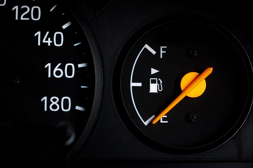 燃料の確認