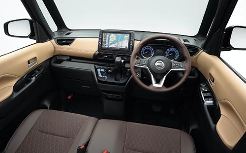 2位 「日産ルークス」先進安全装備と走行性能の高さで高評価3