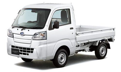 サンバー トラック