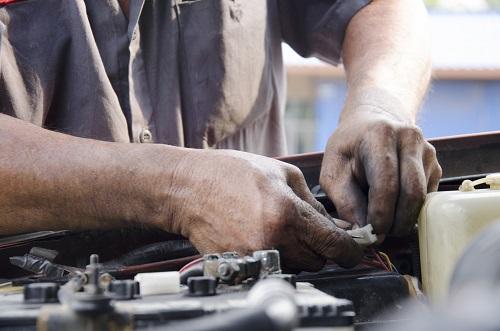 バッテリー交換工賃の目安