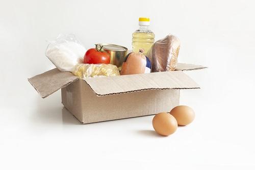 4. 食材の宅配やネットスーパーを利用する
