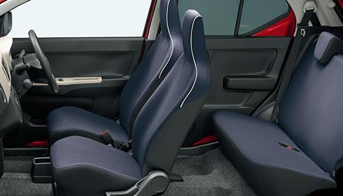 2位 「スズキアルト」 経済性と安全性を高めた軽自動車の代表格3