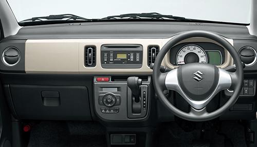 2位 「スズキアルト」 経済性と安全性を高めた軽自動車の代表格2